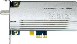 DTA-2138B - Single-channel cable/terrestrial receiver for PCIe