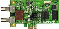 DTA-2145 - ASI/SD-SDI input+output for PCIe