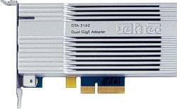 DTA-2162 - Dual GigE ports for PCIe
