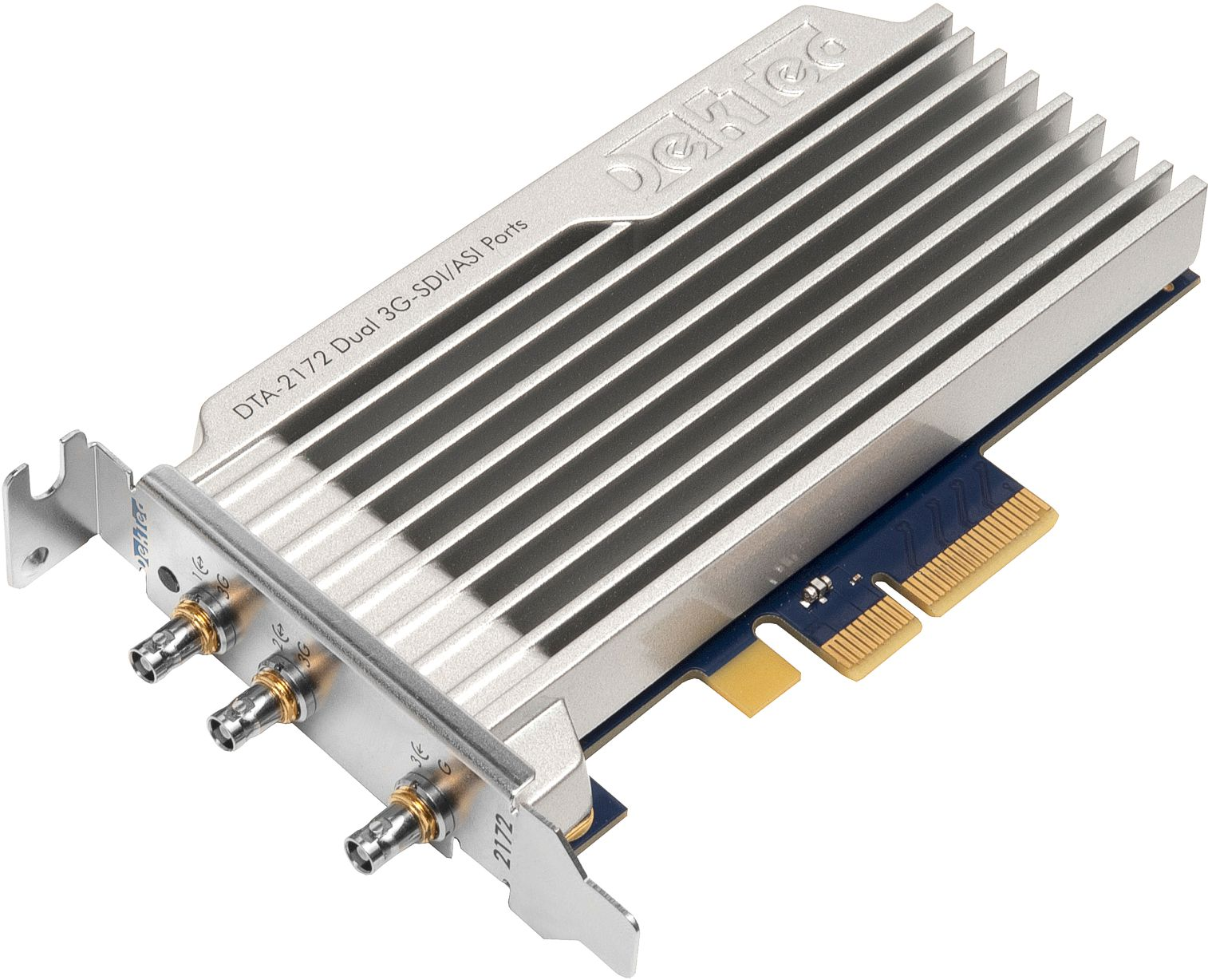 DTA-2172-具有同步锁相输入的双3G-SDI / ASI端口