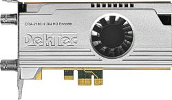 DTA-2180 - H.264 HD encoder for PCIe