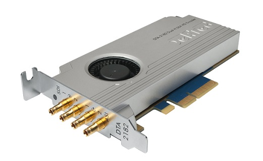 DekTec DTA-2182 - Dual H 264 HD encoder for PCIe
