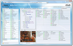 DTC-720-XP - 24/7 TS monitoring and multiviewer